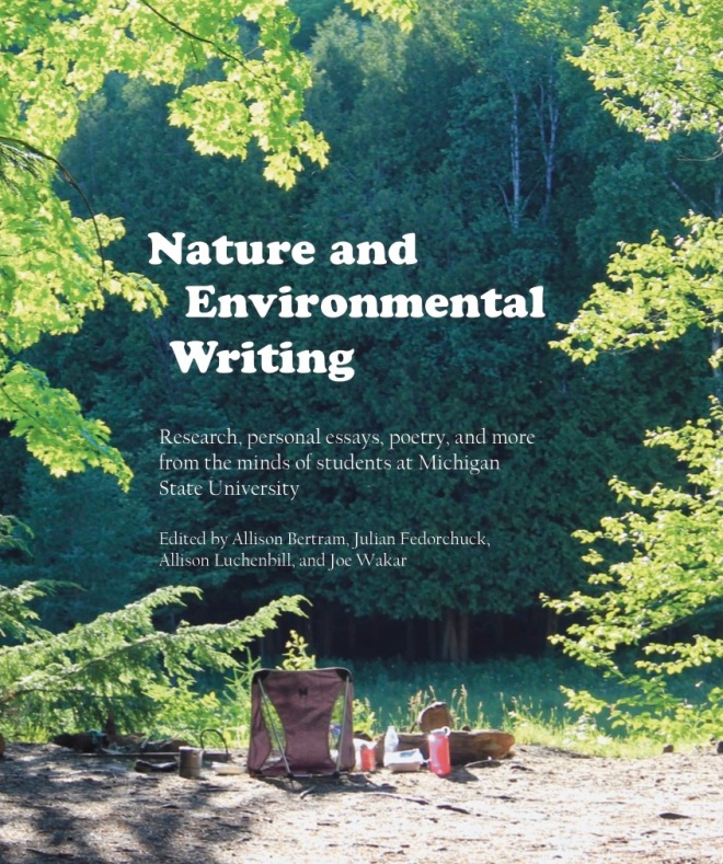 Nature and Environmental Writing book cover
